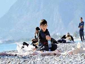 Bitlis'e Bahar Erken Geldi