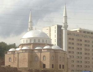 Mersin Üniversitesi camisine kavuşuyor