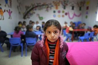 Suriyeli öğrencilere elektronik kayıt sistemi kurulacak