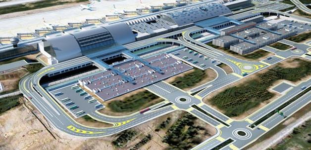 Adnan Menderes'in iç hatlar terminali açılıyor