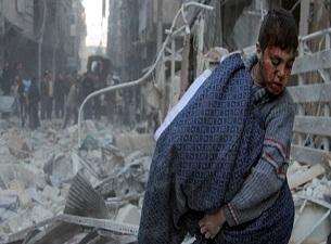 Suriye'deki katliamın boyutu içler acısı