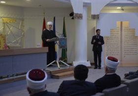 Savaşta Yıkılan Alaca Camii Yeniden İnşa Edilecek