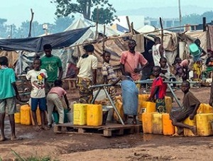 Orta Afrikalı kabul edilmeyi istiyoruz