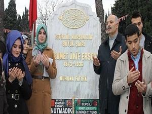 İstiklal Marşı'nın kabulünün 93. yıl dönümü