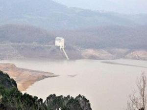 Gökçe Barajı'na yağmur dopingi