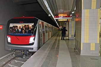 Ankara yeni metro hattına kavuşuyor
