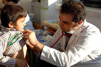 Bir doktora 590 hasta düşüyor