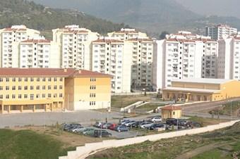 TOKİ İzmir'in çehresini değiştiriyor