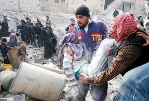 Suriye 3 yıldır kan ağlıyor