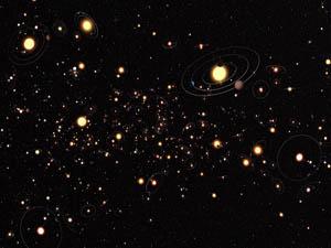 Evrendeki en büyük yıldız bulundu