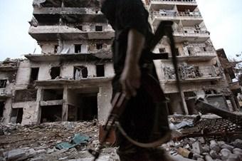 Suriye'de iç savaşın üç yılı