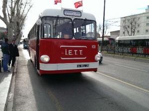 İlk Türk Troleybüsü Tosun, 45 yıl Aradan Sonra Yine Yollarda!