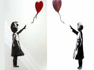Banksy'den Suriye için hamle