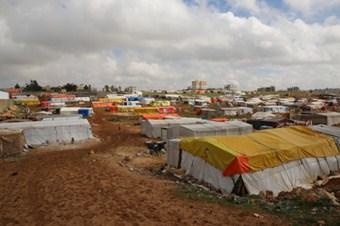 Ürdün'de Suriyeliler için sığınacak kamp kalmadı