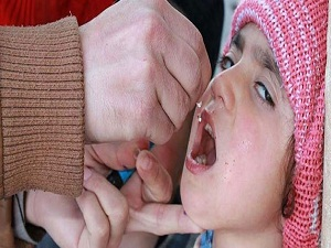 Suriye'de 4 milyon 63 bin çocuk aşılandı