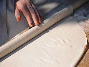 Yufka ekmeğin, zahmetli yolculuğu