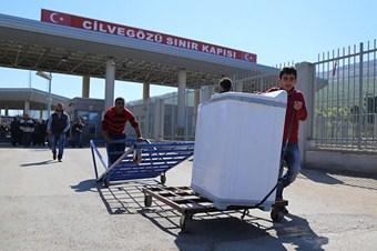 Suriyelilere kucak açan kapı: Cilvegözü