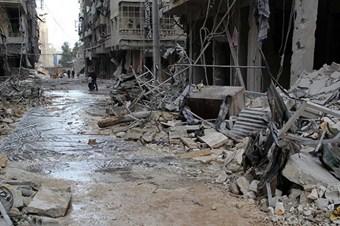 Esed güçlerinin operasyonunda 94 kişi öldü