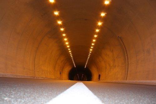 Boğsak Tüneli Artık Hizmette
