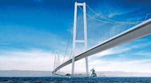 Körfez köprüsü suya bastı! Dünyada 4. Avrupa'da 2. büyük
