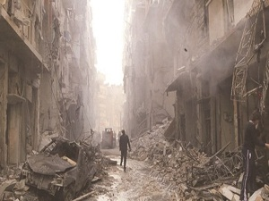 Suriye'de Dinmeyen acı