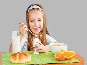 Çocukların yüzde 10'unda kahvaltı alışkanlığı yok