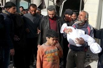 Suriye'de 125 bin kişi hayatını kaybetti