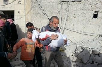Suriye'de çatışmalar durmuyor