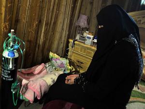 Gazze ambargosunun son kurbanı küçük Ahmed