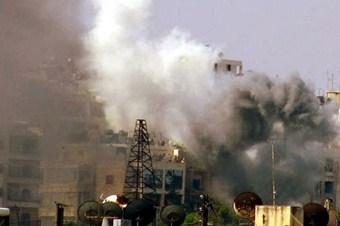 Halep'te vakum bombalı saldırı: 25 ölü