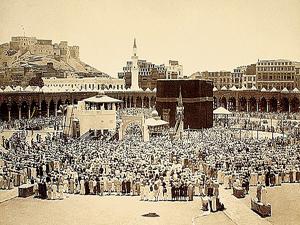 Osmanlı, Kabe'den yüksek bina yaptırmadı