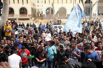Mısır'da 7 kentte darbe karşıtı gösteri