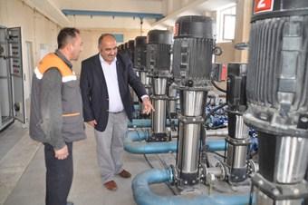 Yozgat'ta üç su kuyusunda saniyede 60 litre su çıktı