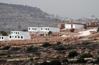 İsrail'den yeni yerleşim birimine onay