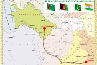 TAPİ projesi Afganistan için önemli