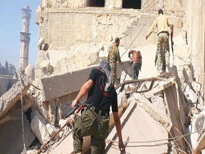 Şam'a 1 hafta süre