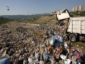 Katı atık miktarı 14 milyonu buldu