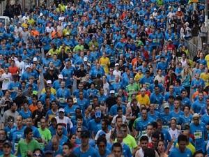 İsrail'den Filistin Maratonu'na müdahale