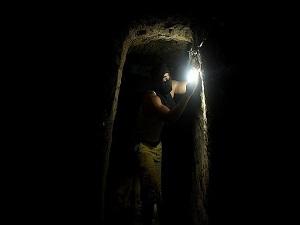 Gazze'den İsrail'e Uzanan Tünel