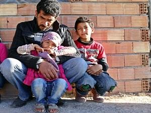 Suriye'de savaşın 'dul' bıraktığı erkekler