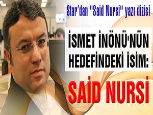 İsmet İnönü'nün hedefindeki isim: Said Nursi
