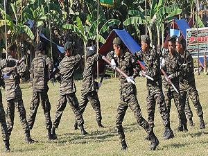 Moro Müslümanları gün sayıyor