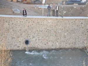 Gümüşhane'de Atık Su Arıtma Tesisi Hizmete Girdi