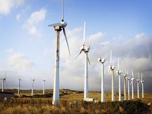 Rüzgâr 3 ülke için esti