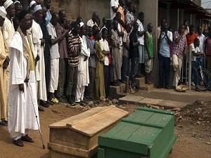 Orta Afrika'da yine Müslüman katliamı