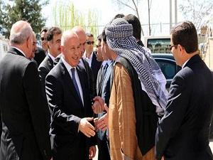 Yeni sınır kapıları için Kuzey Irak'la müzakerelere başlandı