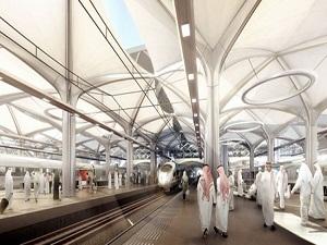 Harameyn demiryolu 2016'da hazır olacak