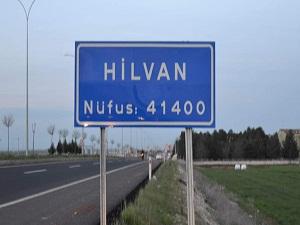 Hilvan'ın nüfus tabelası değişti!