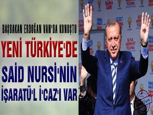 Yeni Türkiye'de Said Nursi'nin İşaratü'l İ'caz'ı var