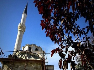 Ferhadiye Camisi'ni TİKA tamamlayacak